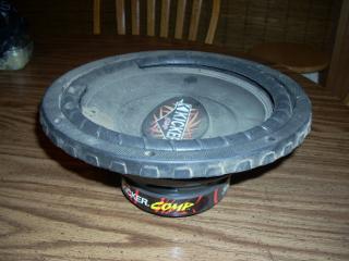 Repair a Blown Speaker