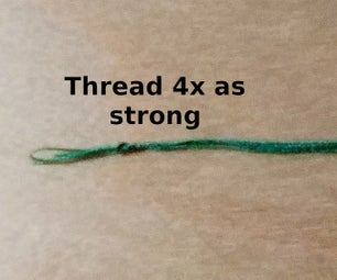 How to Quadruple Thread a Needle With a Needle Threader