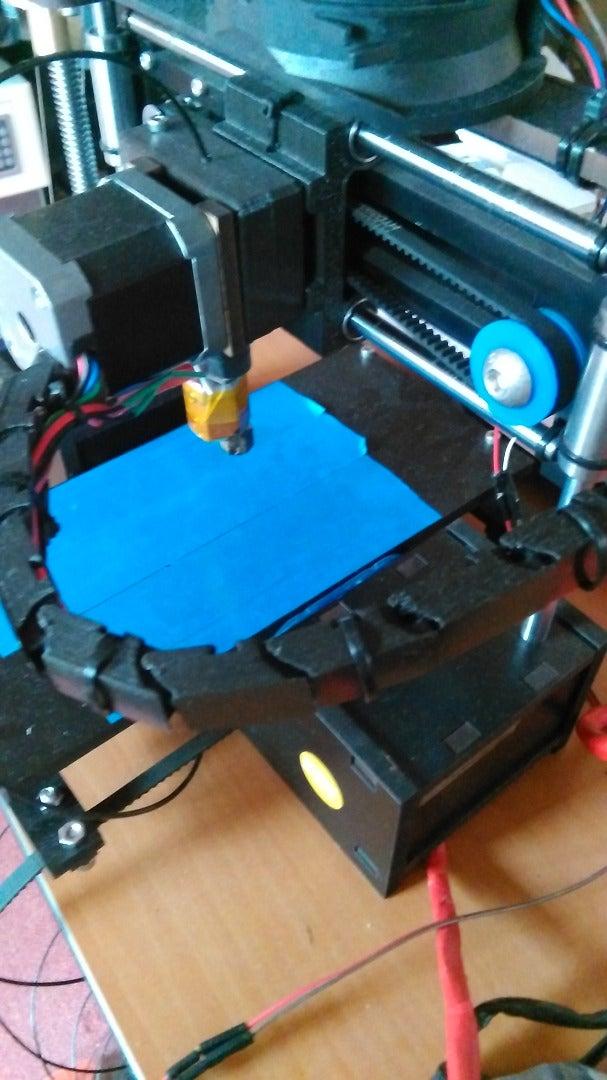 Printing the File