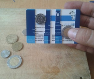 CashTest - Note and Coin Gauge