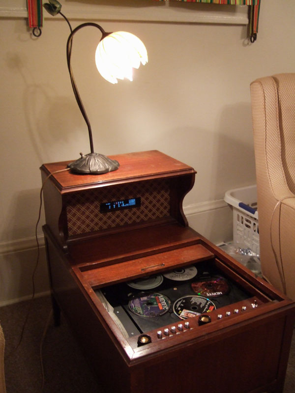 Retro Hi-Fi Project