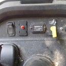 Briggs & Stratton Low Oil Pressure Indicator, V-Twin