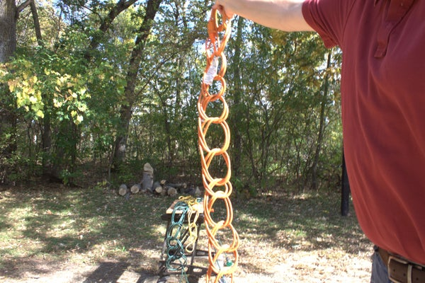"""How to Coil Extension Cords With the """"Shepherd's Knot"""""""