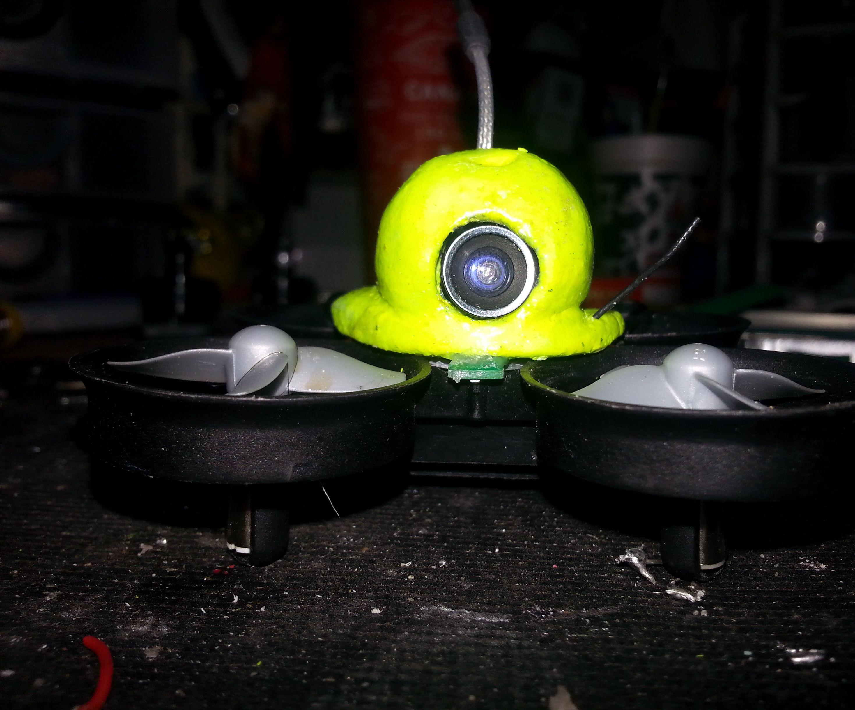 Micro FPV Canopy (make a Micro Cam Fly)
