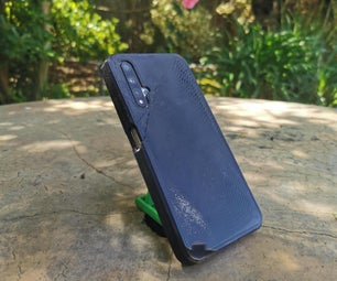 3D Printed Phone Case
