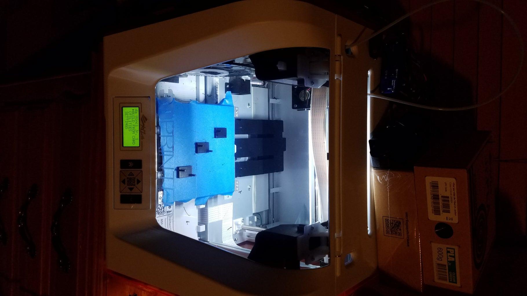3D Print a Bracket (3D Print Optional)