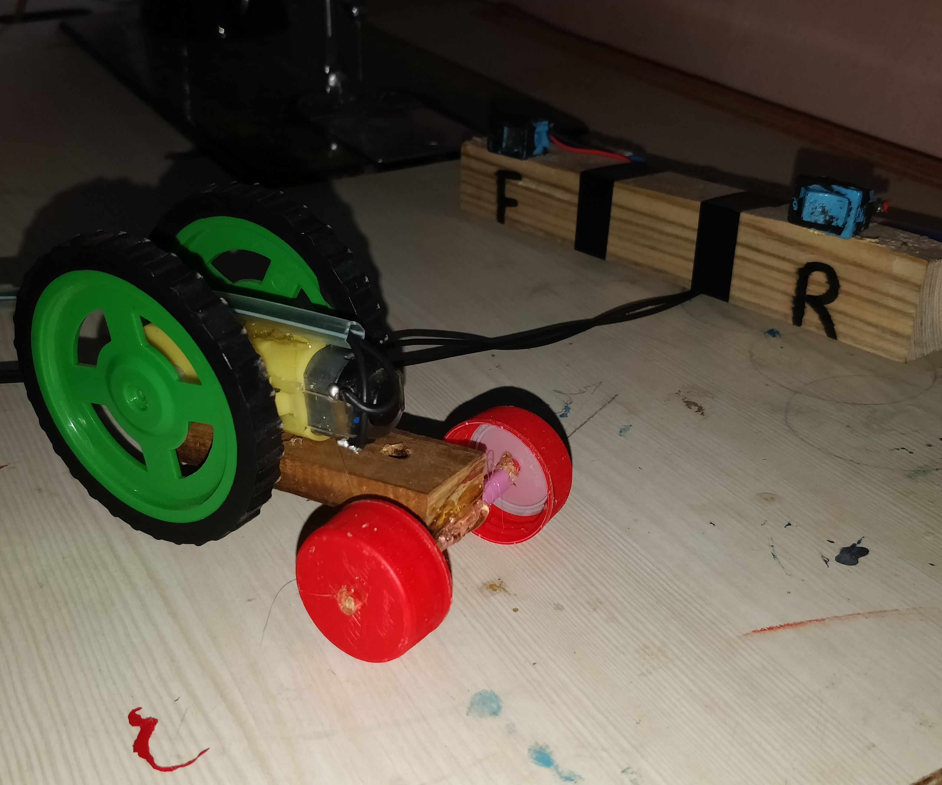 Tiny Toy Car