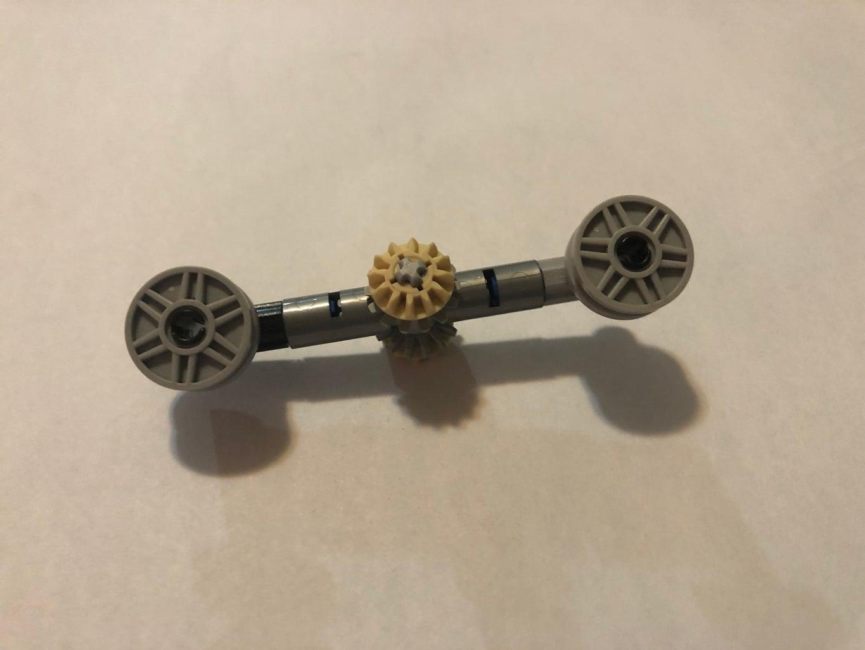 Lego Fidget Spinner.