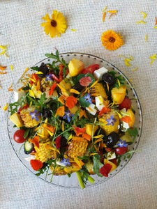 Grilled Veggies Salad