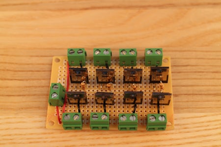 Build the Circuit: Wiring