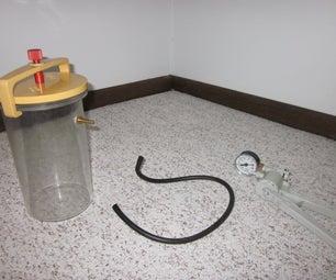 Peep-Augmenting Vacuum Canister