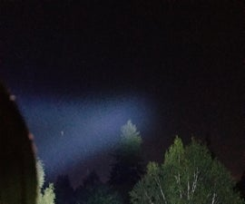 LED Spotlight Conversion