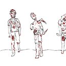 Drawing a Zombie