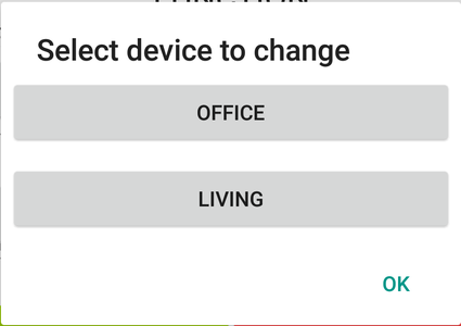 Android Apk to Communicate With ESP8266 Aircon Remote Modules