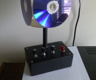 LED CD Lamp