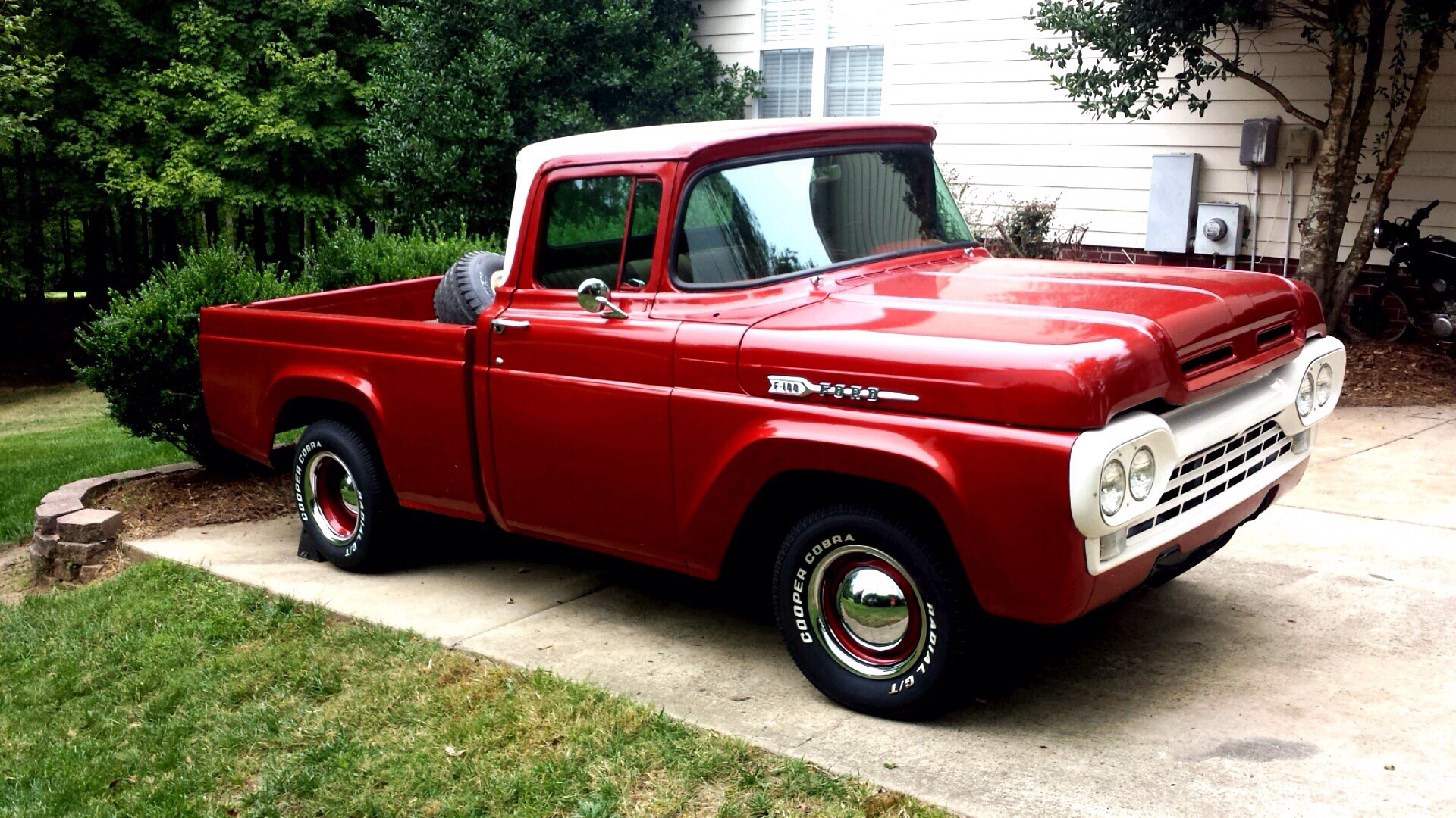 1960 Ford F 100 Truck Restoration 7 Steps With Pictures Instructables