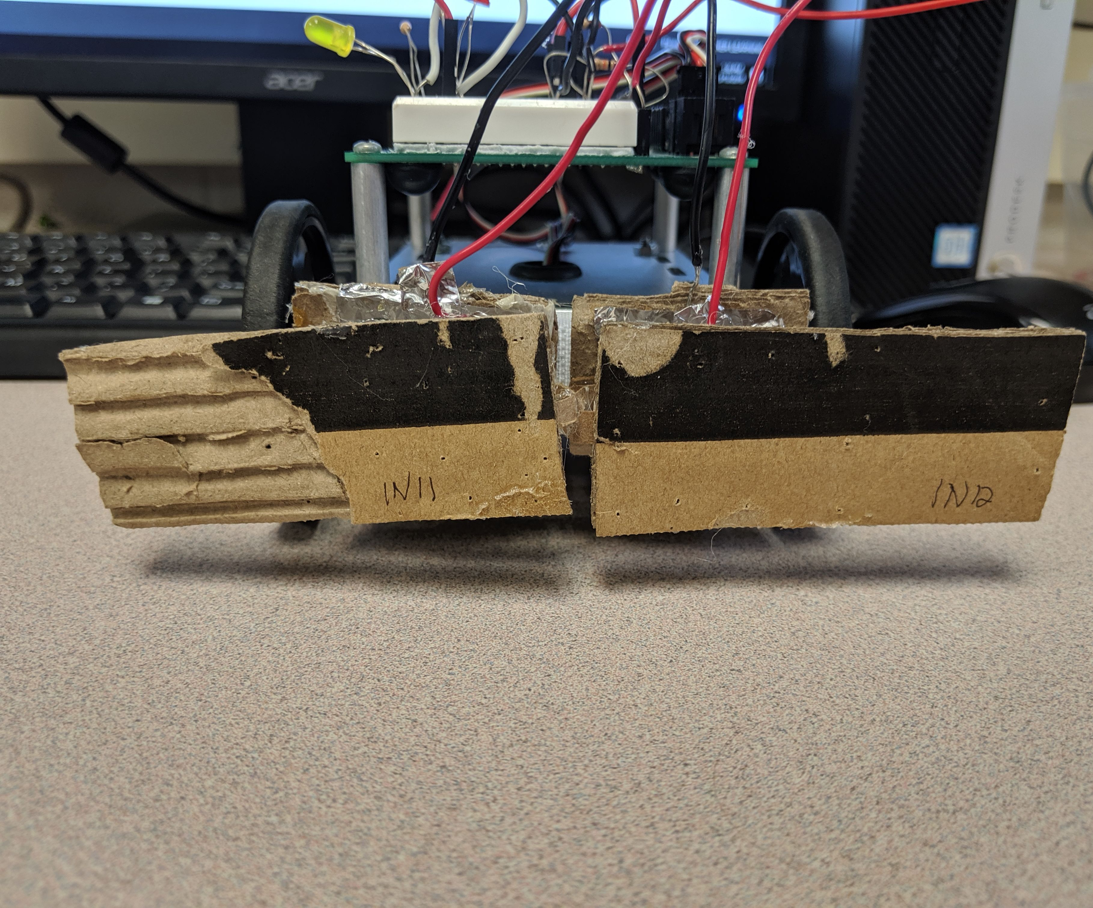 Robot Bumpers