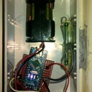 Arduino based Door Minder for draughty houses.