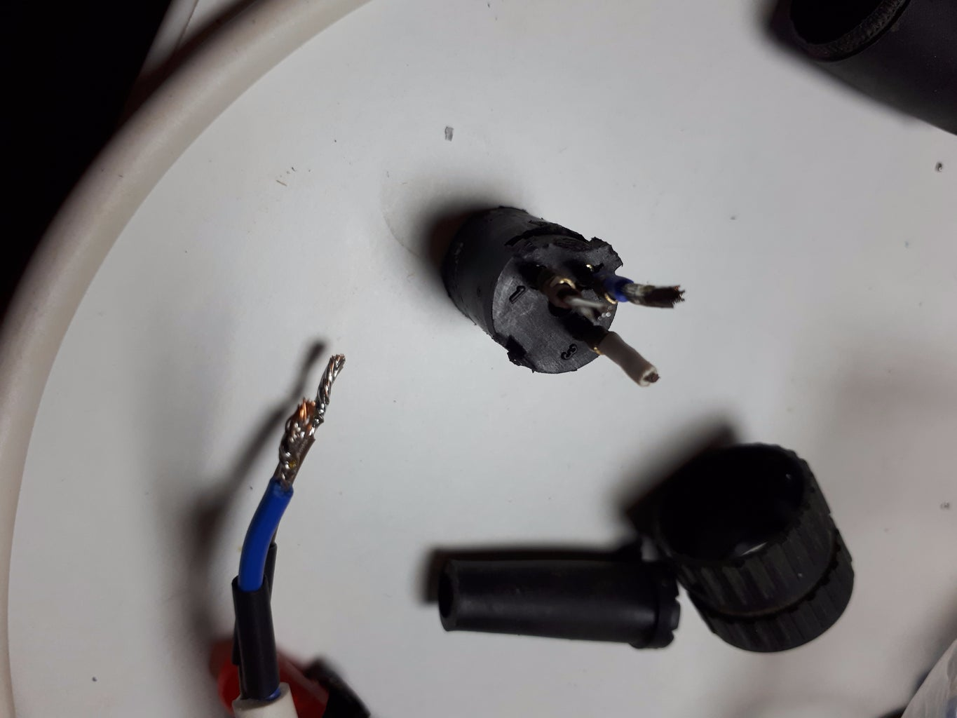 Interconnecting Cable for Weller Soldering Station