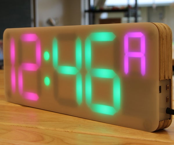 Classroom Clock