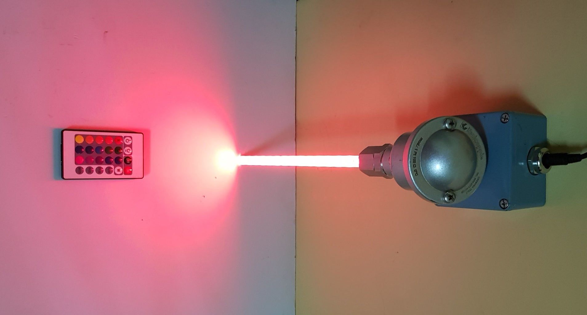 Thermocouple LED