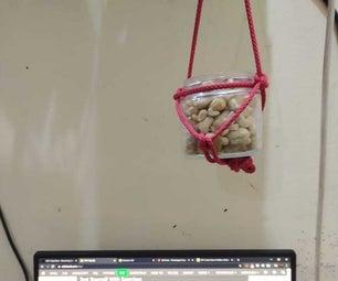 Easy DIY Snack Holder