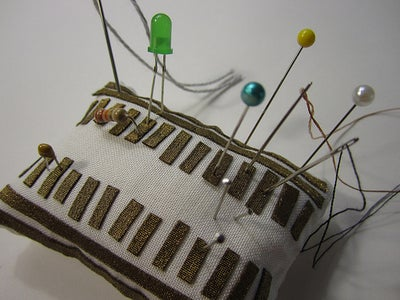 Insert Pins and Components