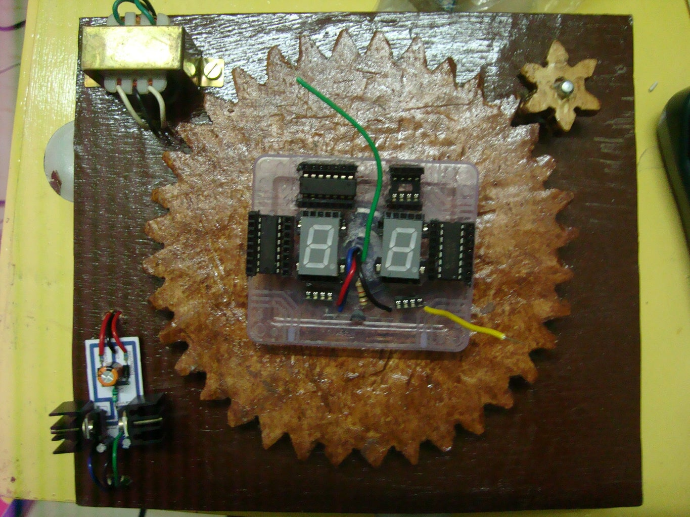Final Things to Solder