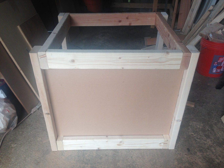 Cut Sides & Bottom Panels