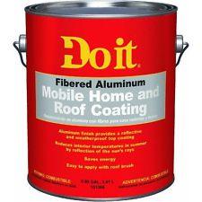 Apply Aluminum Roof Coating