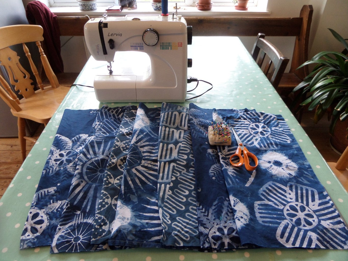 Time to Sew a Skirt!