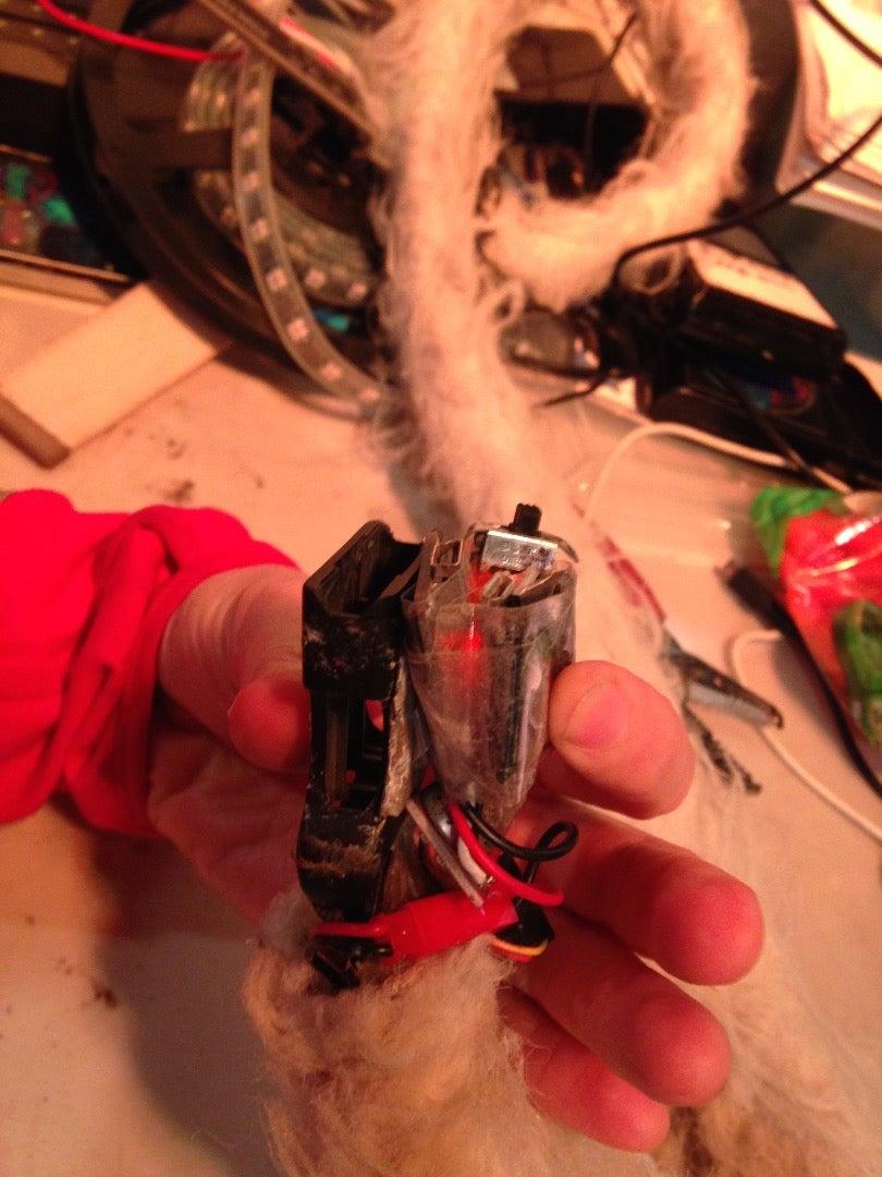 Mount the Electronics Onto the Belt