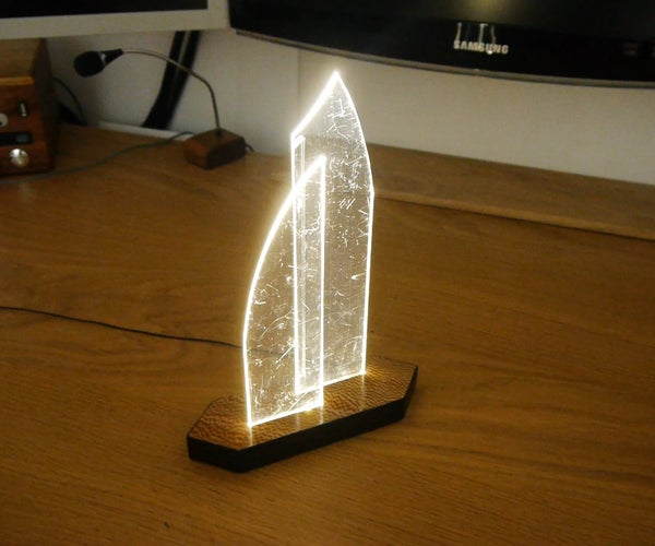 Create an Awesome Shard Light