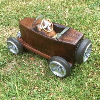 Toy Car Wheels From Soda Cans