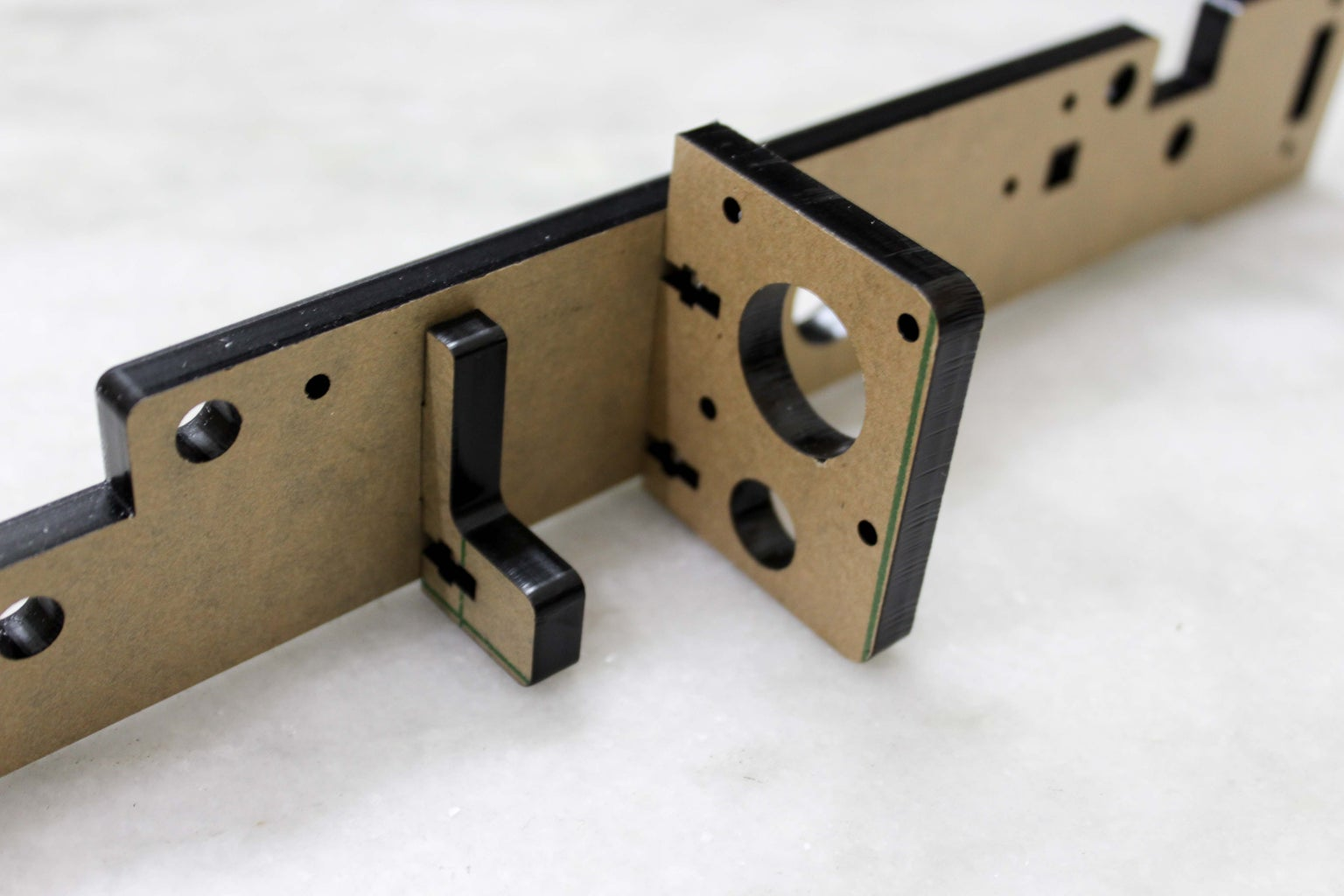 Y Axis Motor Mounting