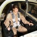 "Arduino Controlled Flight Simulator - ""The Viper"""