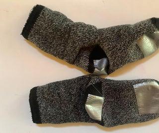 Duct Tape Socks