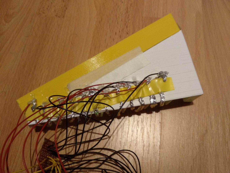 Creating the Sensors