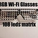 Gafas PCB RGB!