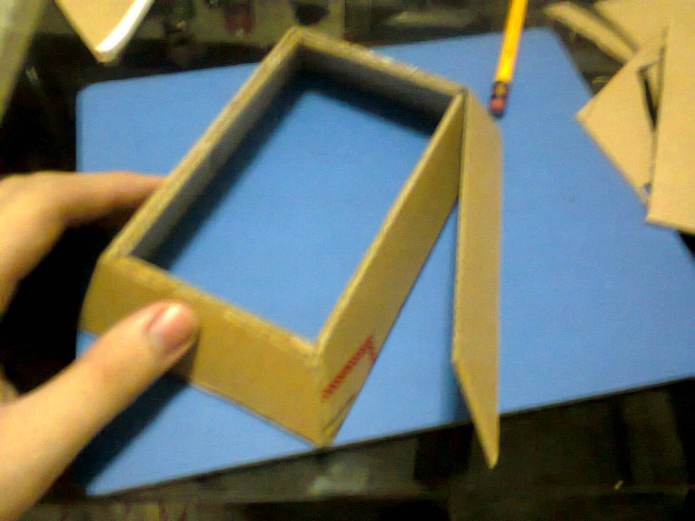 Tablet Extension