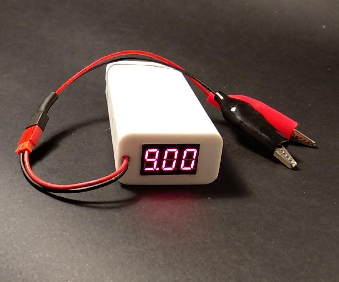 DIY Portable Variable Power Supply