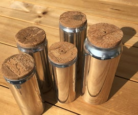 Soda Can Stoppers From Bottle Cork