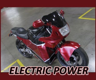 Engineer Your Own Electric Motorcycle!