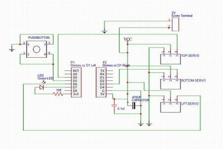 The Controller Board Circuit