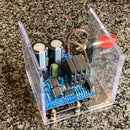 IV Swinger 2 - PCB (PV Module, SSR)