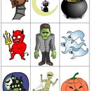 Halloween Zombie Shooting Game Questions for EAL Classrooms