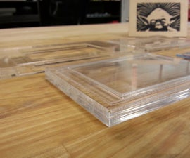 Printmaking Jigs With the Laser Cutter