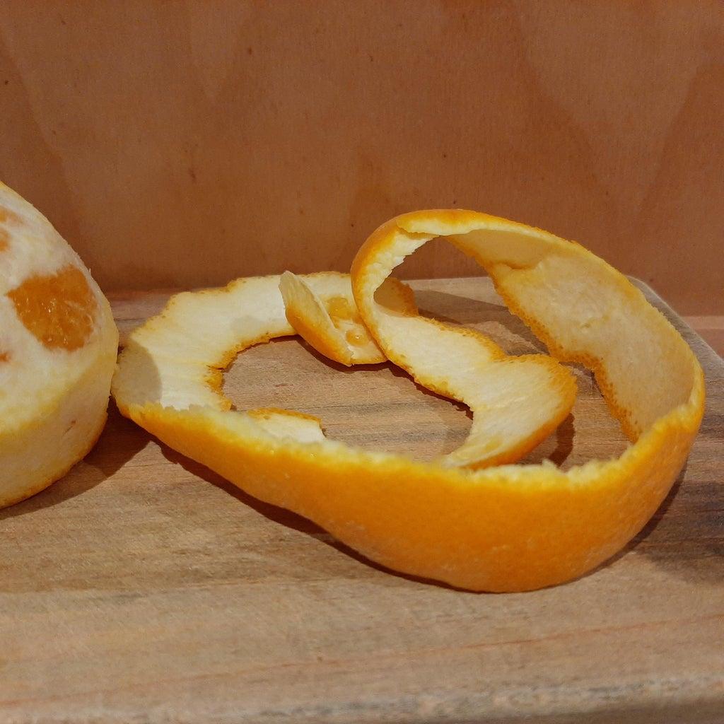 Making Orange Peel Flower