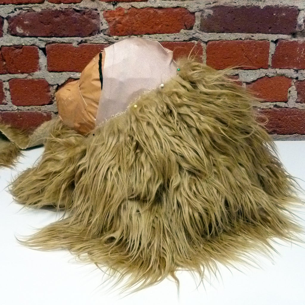 Draping the Fur
