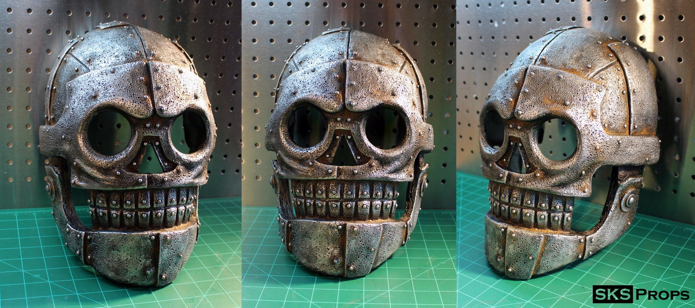Finished Mask